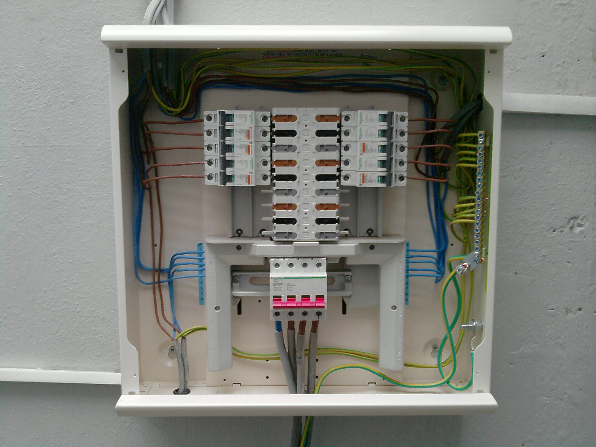 Page002 on commercial fire alarm wiring